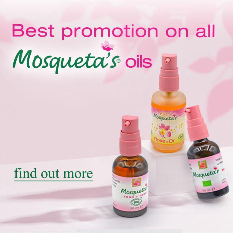 Promotion oils