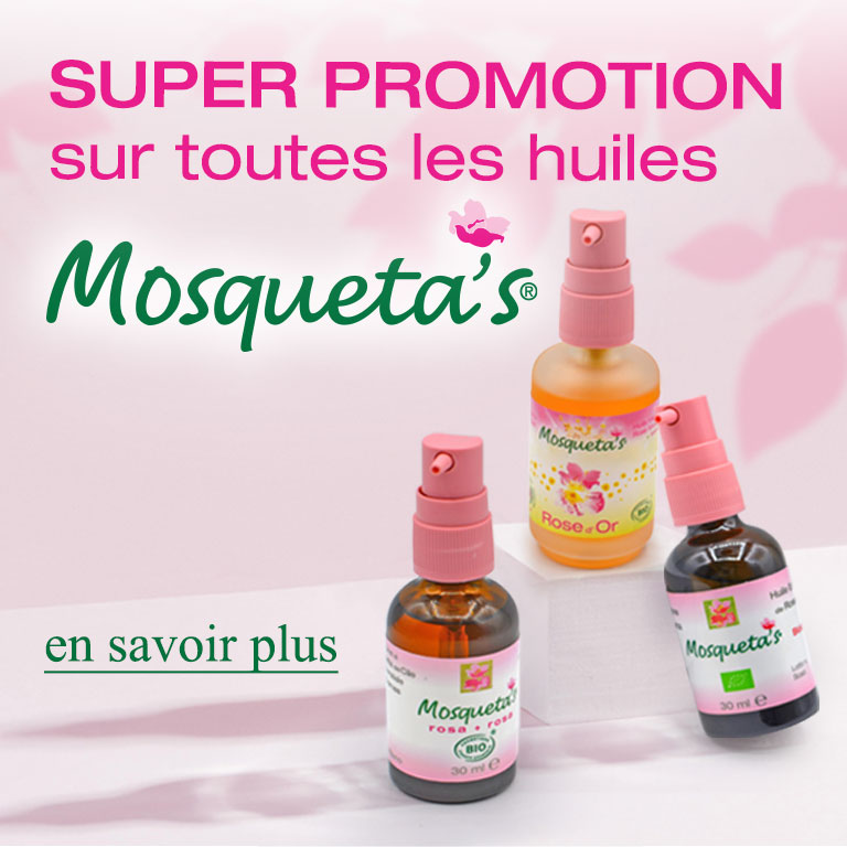 Promotion huiles
